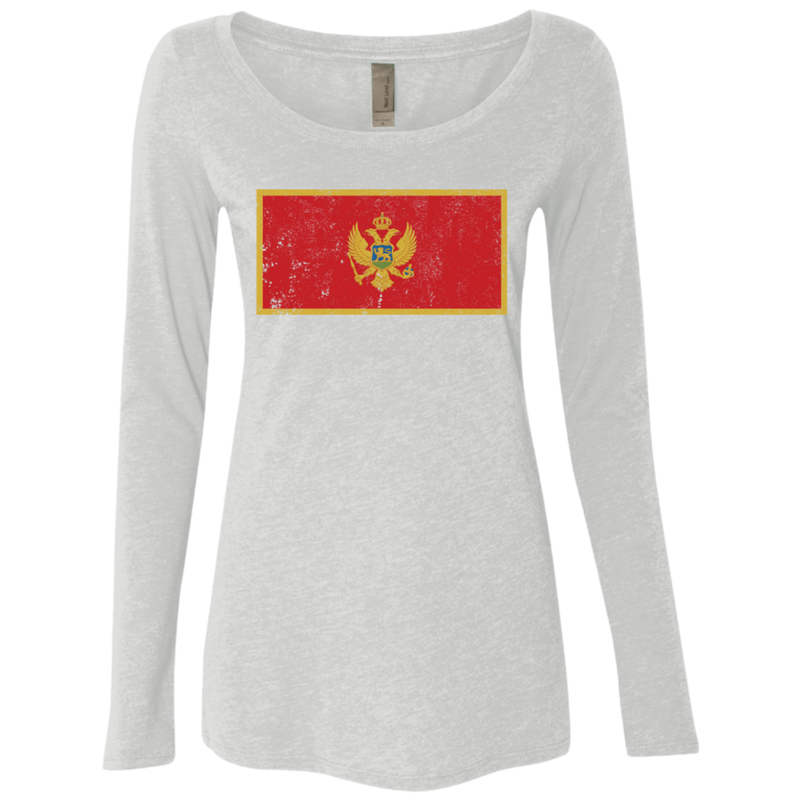 Montenegro Women's Long Sleeve Tee