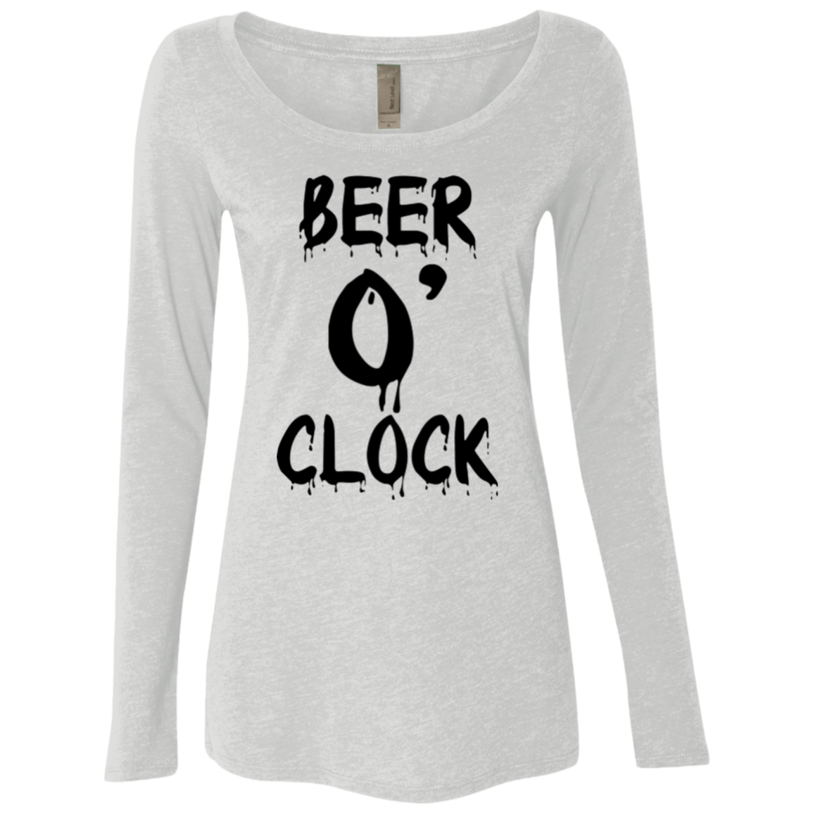 It's Beer o Clock Women's Long Sleeve Tee