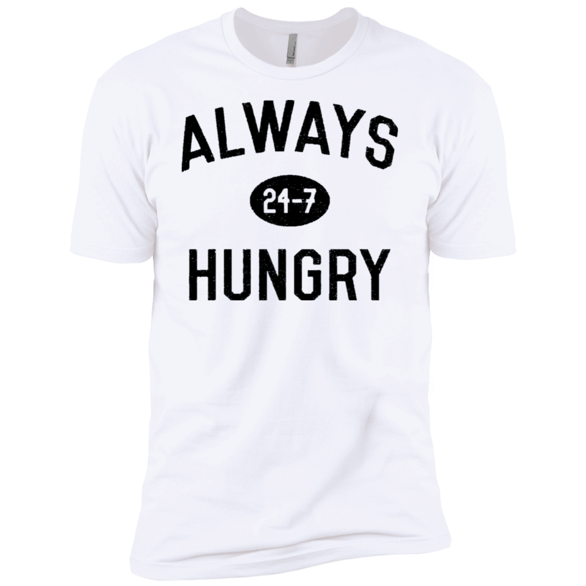 Hungry 247 Men's Classic Tee - Trendy Tees