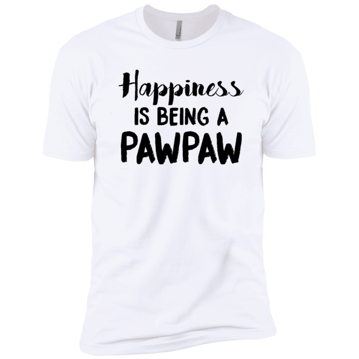 Happiness Is Being A Pawpaw Men's Classic Tee