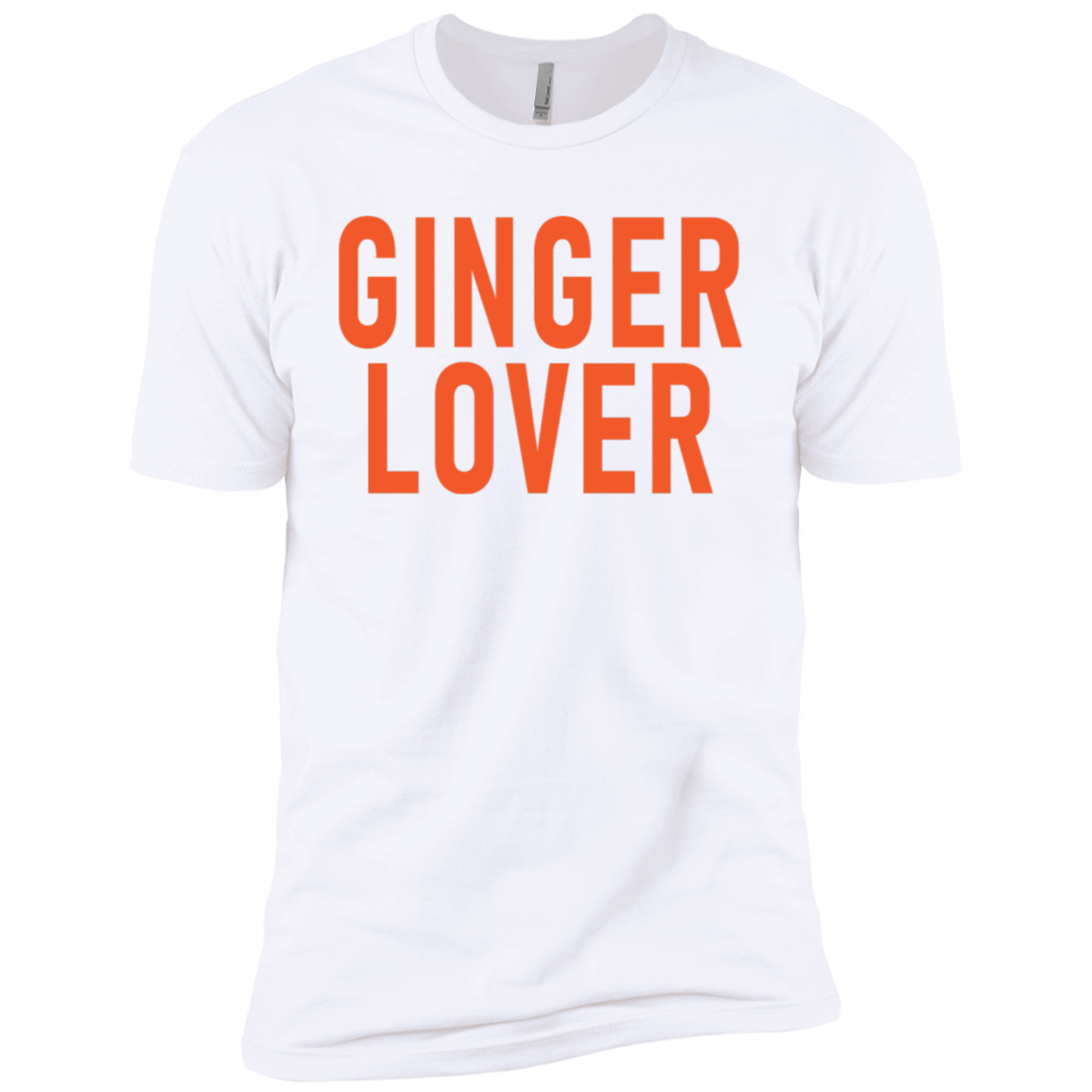 Ginger Love Men's Classic Tee