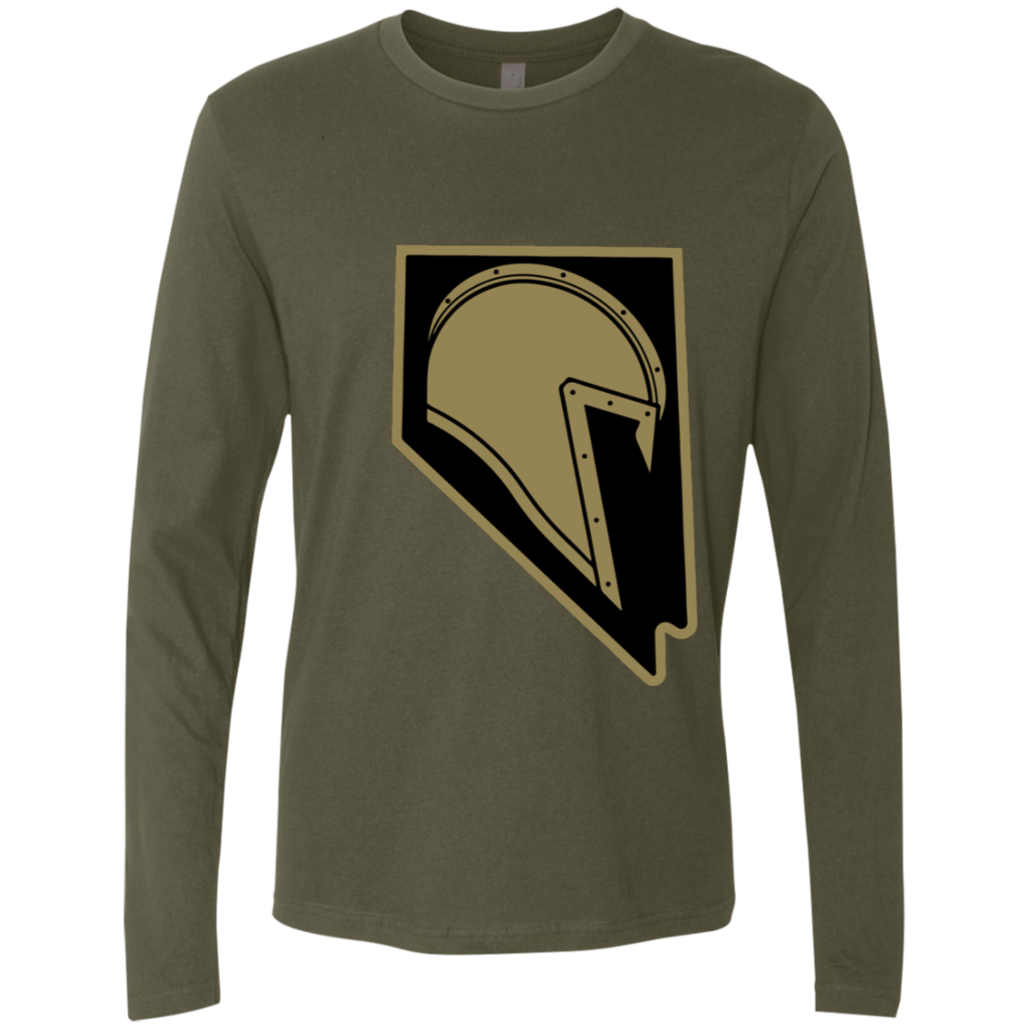 Las Vegas Golden Knights Men's Long Sleeve Tee