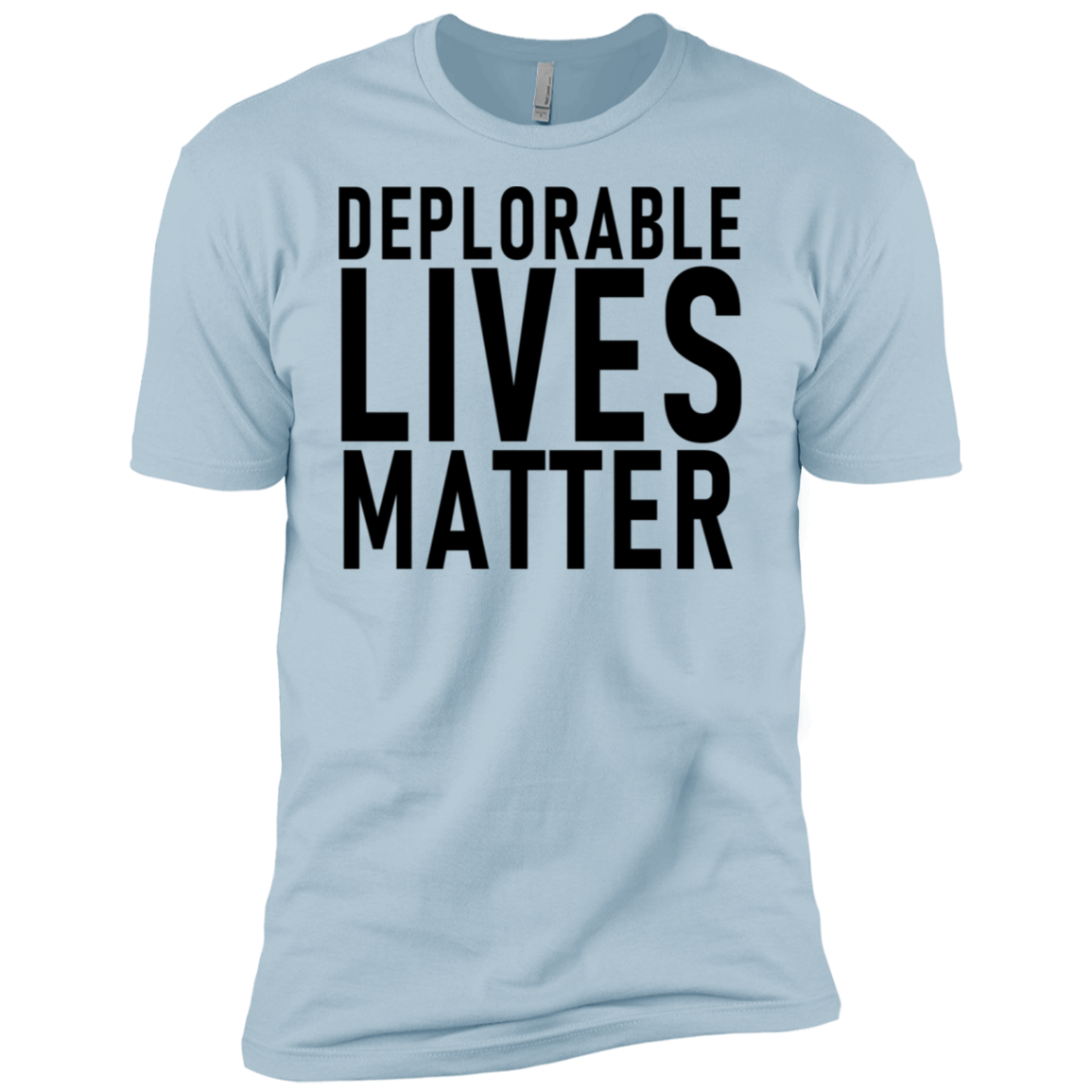 Deplorable Lives Matter Men's Classic Tee