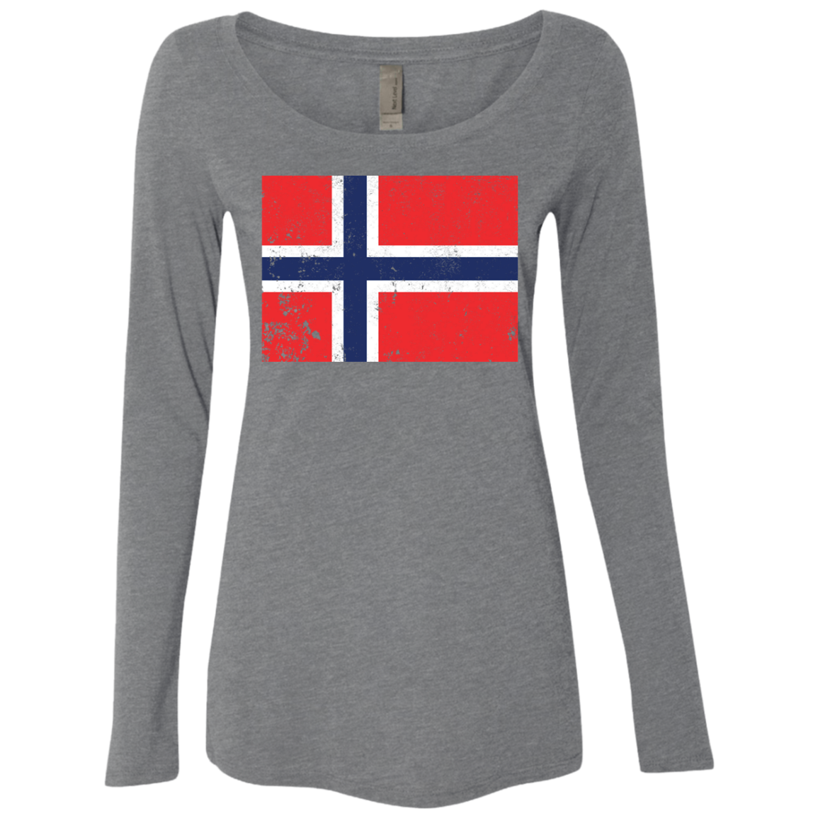 Norway Women's Long Sleeve Tee