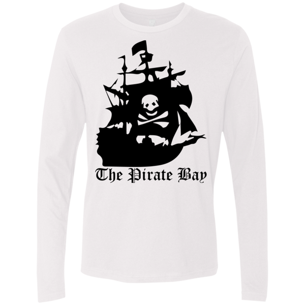 The Pirate Bay Men's Long Sleeve Tee