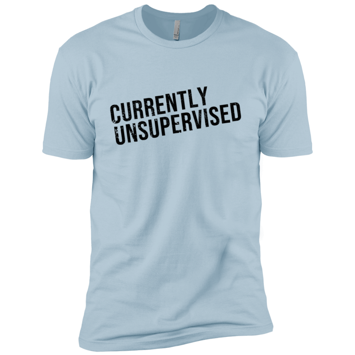Currently Unsupervised Men's Classic Tee