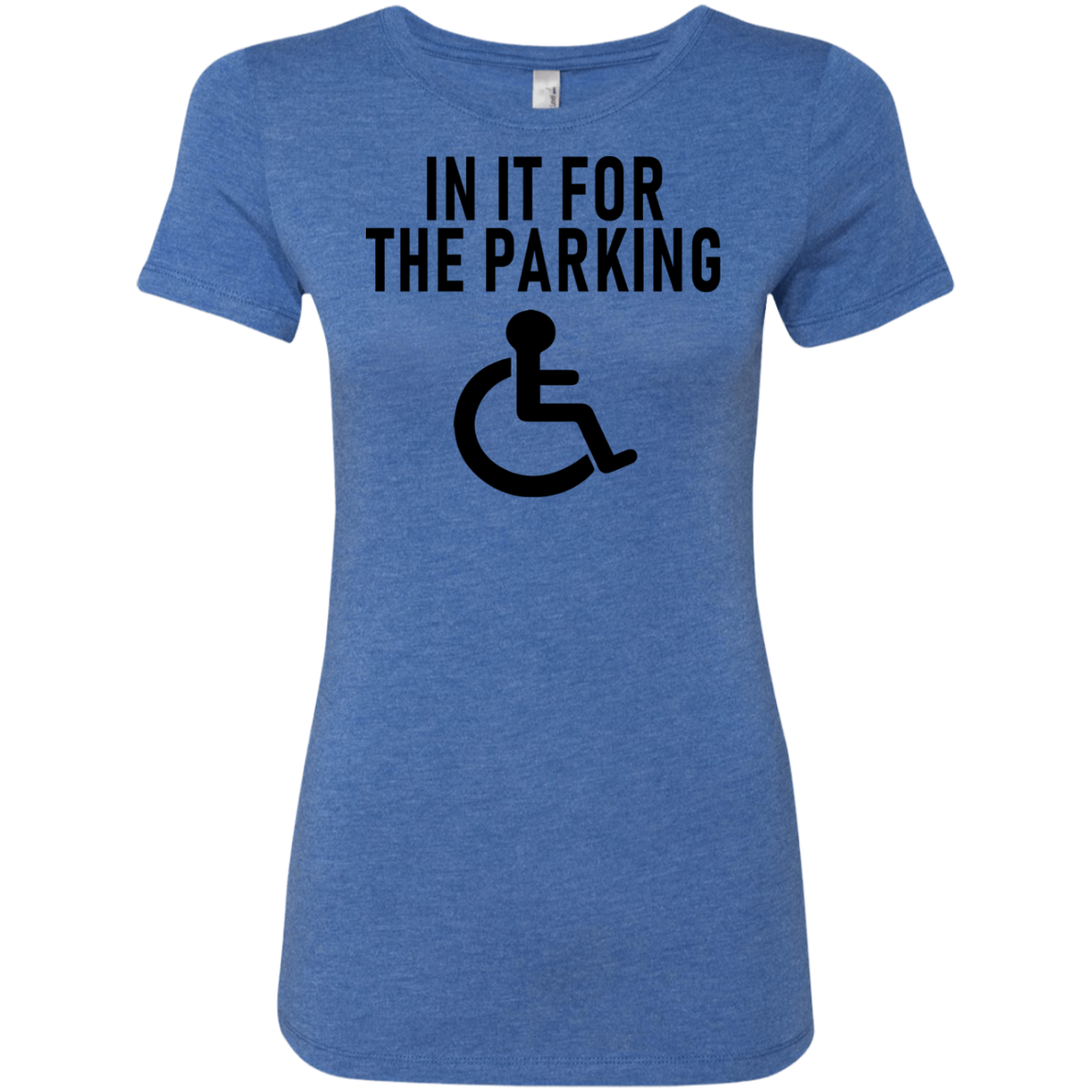 In It For The Parking Women's Classic Tee