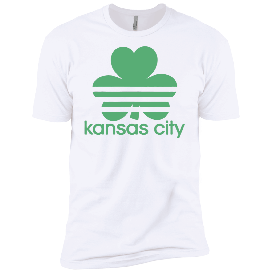 Kansas City Irish Men's Classic Tee