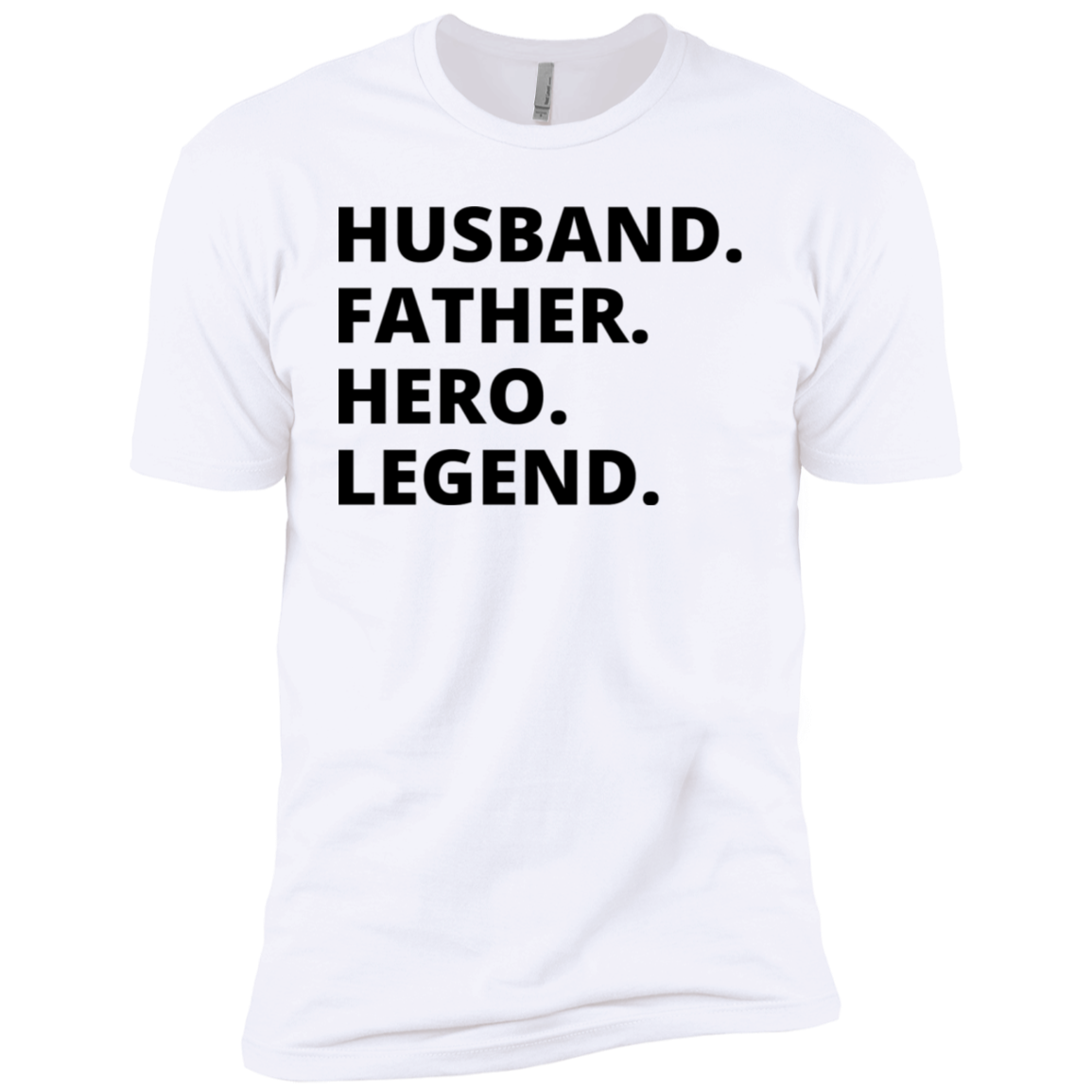 Husband Father Hero Legend Men's Classic Tee - Trendy Tees