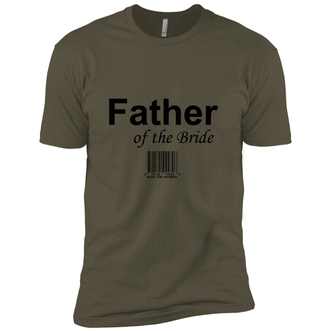 Father Of The Bride Men's Classic Tee