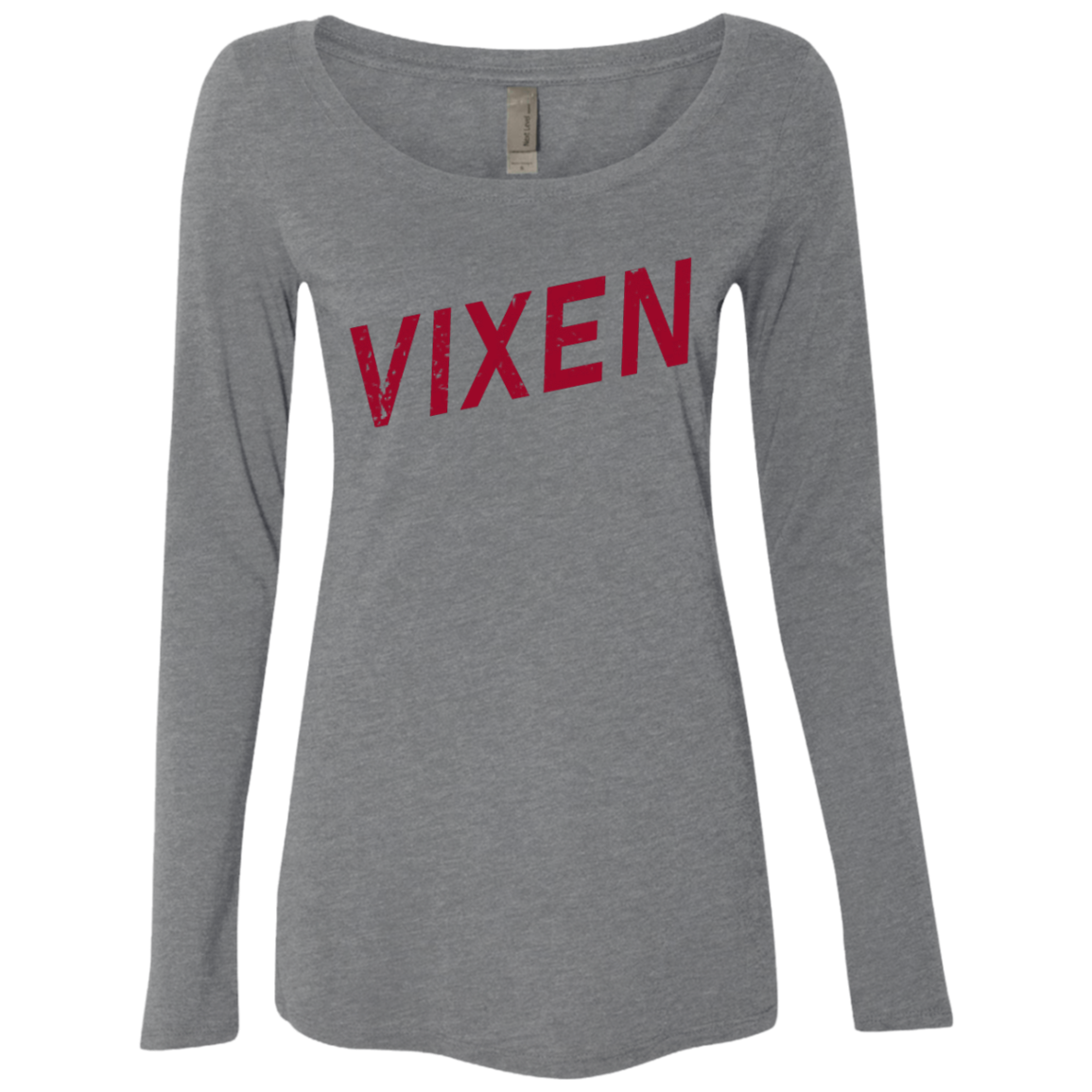 Vixen Women's Long Sleeve Tee