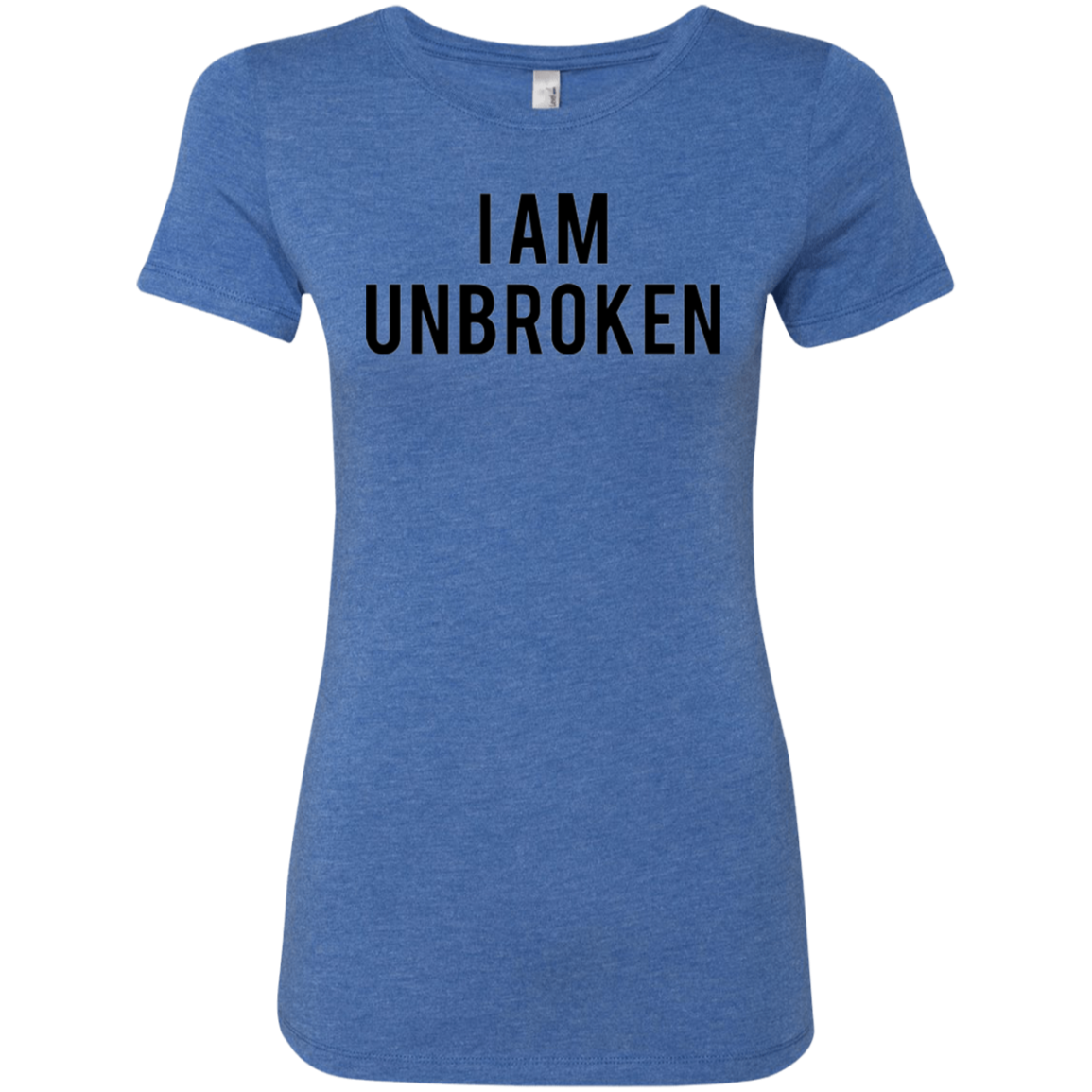 I Am Unbroken Women's Classic Tee - Trendy Tees