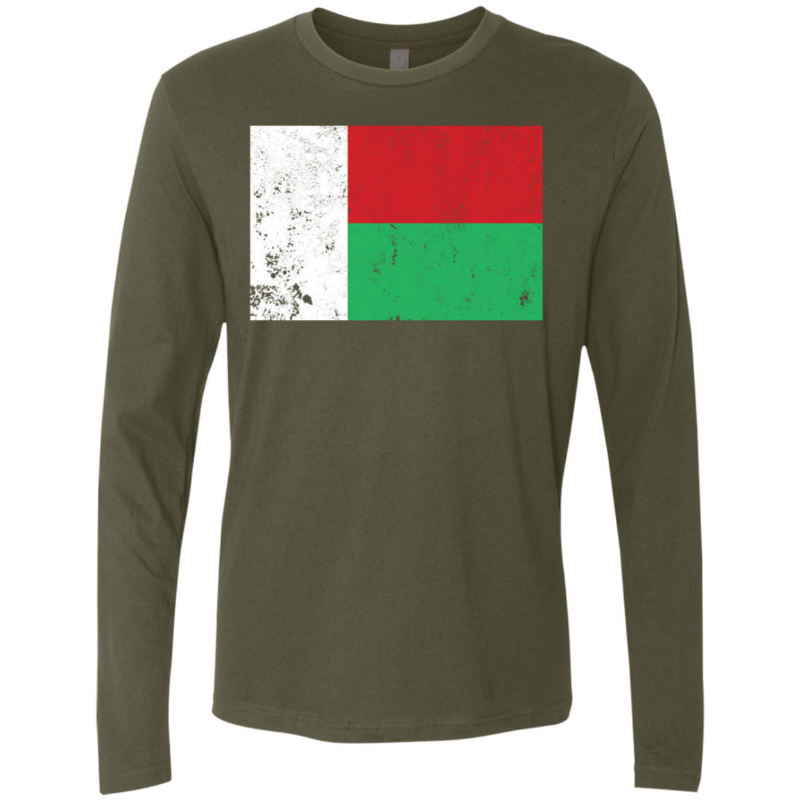 Madagascar Men's Long Sleeve Tee