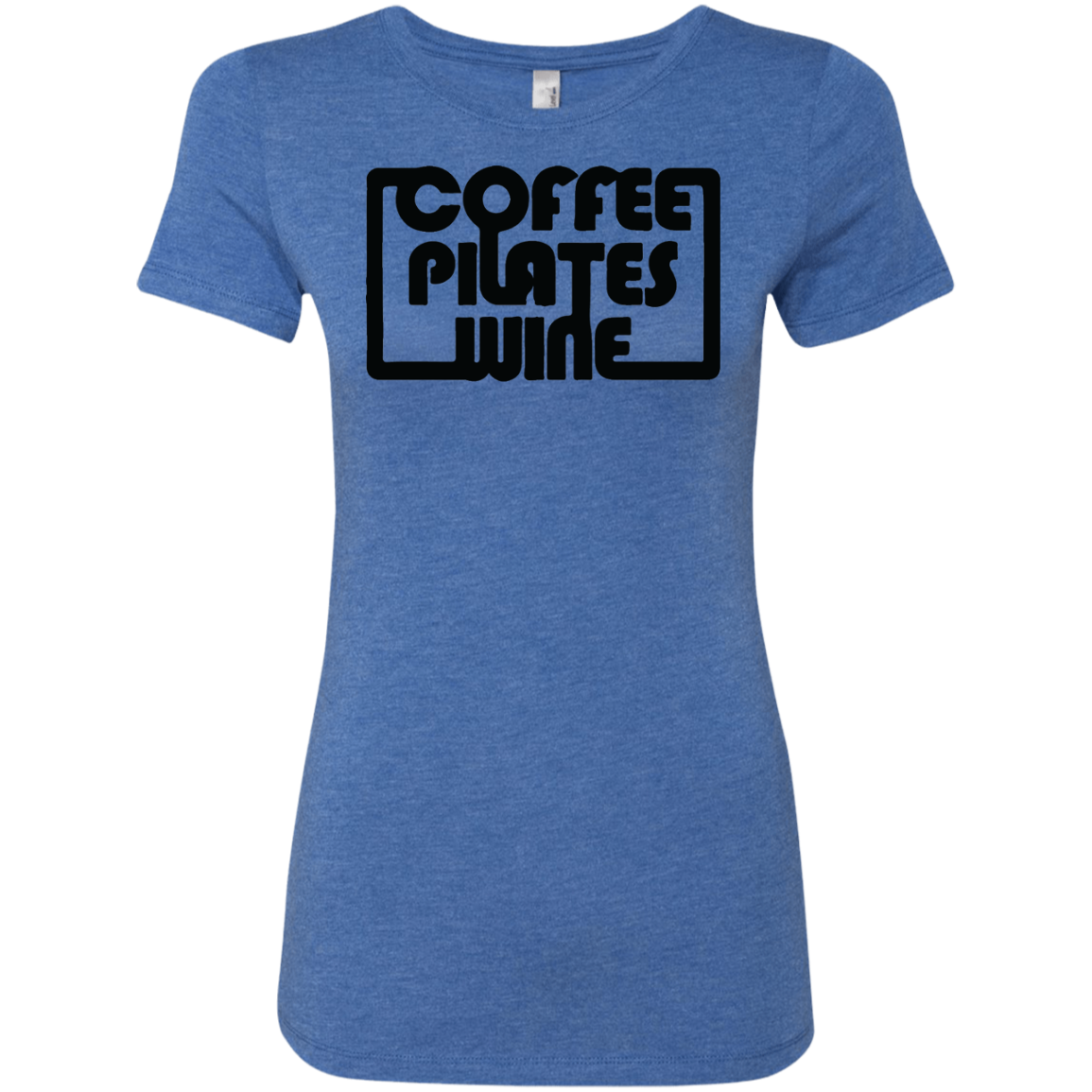 Coffee Pilates Wine Women's Classic Tee - Trendy Tees