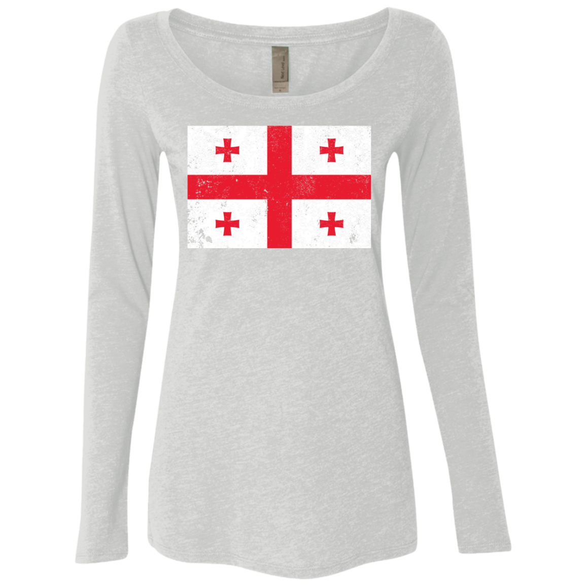 Georgia Women's Long Sleeve Tee