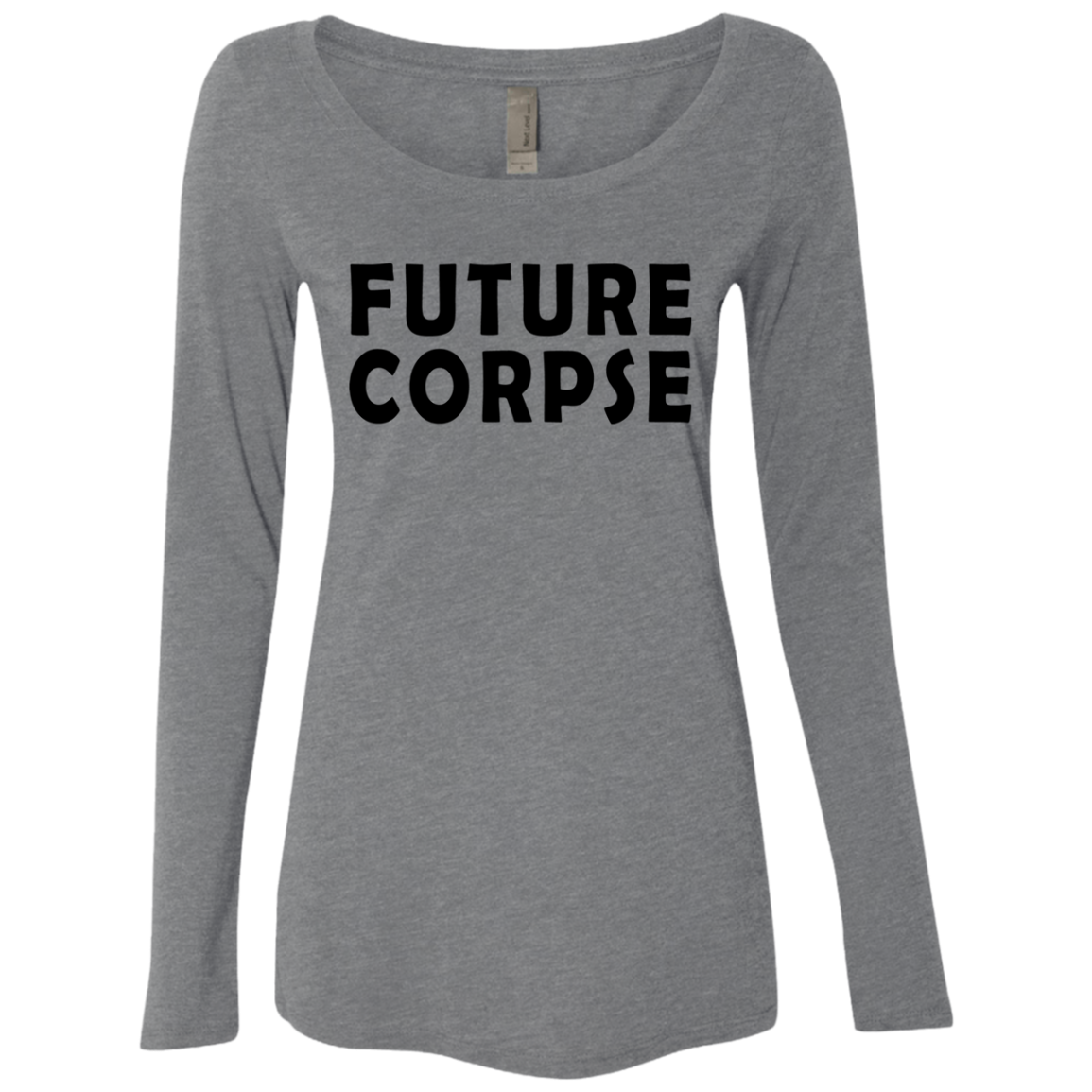 Future Corpse Women's Long Sleeve Tee