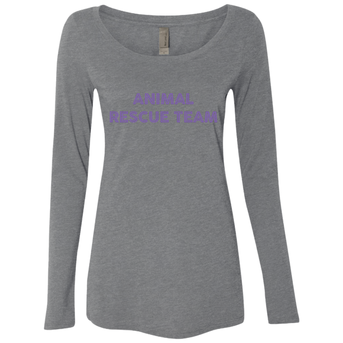 Animal Rescue Team Women's Long Sleeve Tee