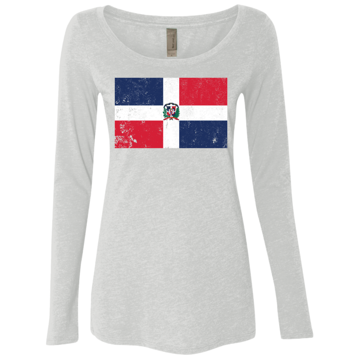 Dominican Rep Women's Long Sleeve Tee