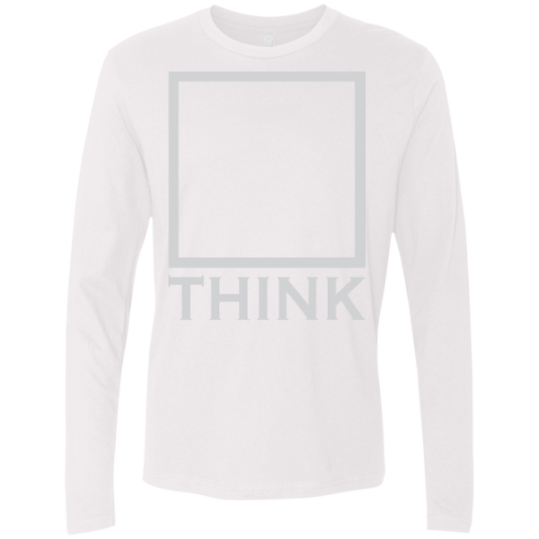 Think Men's Long Sleeve Tee