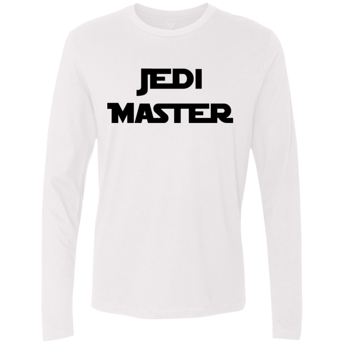 Jedi Master Star Wars Men's Long Sleeve Tee