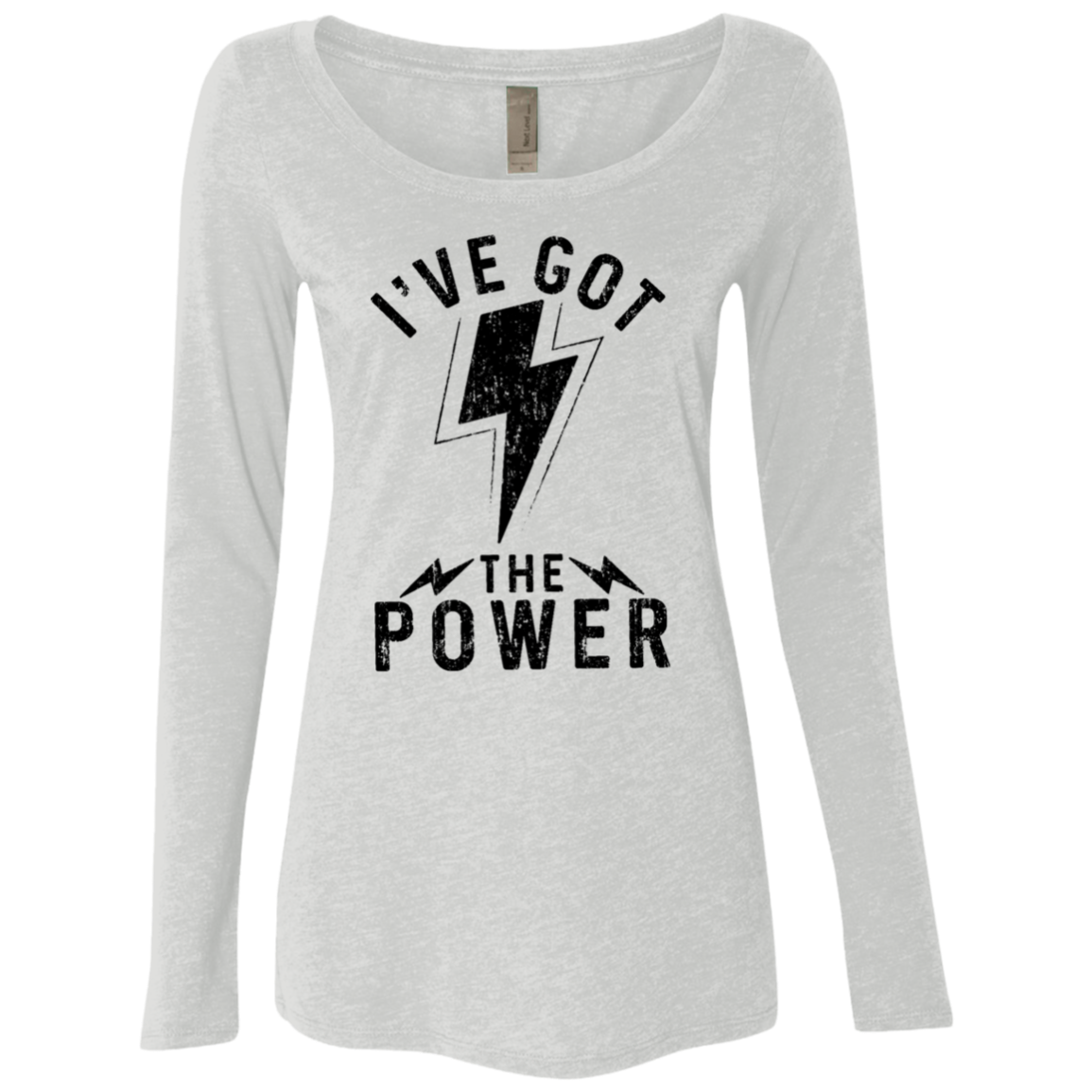 I've Got the Power Women's Long Sleeve Tee