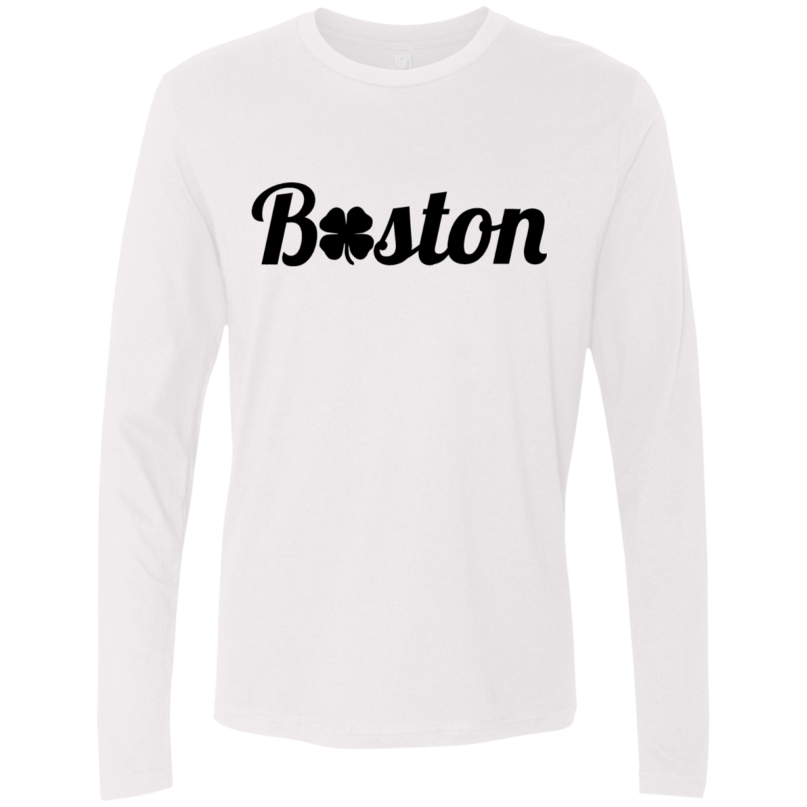 Boston Celtics Men's Long Sleeve Tee