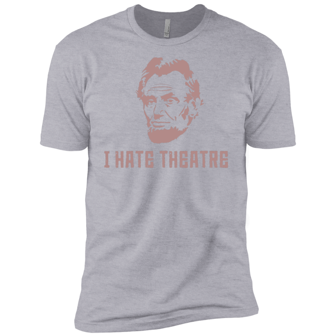 I Hate Theatre Lincoln Men's Classic Tee