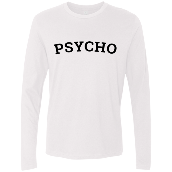Psycho Men's Long Sleeve Tee