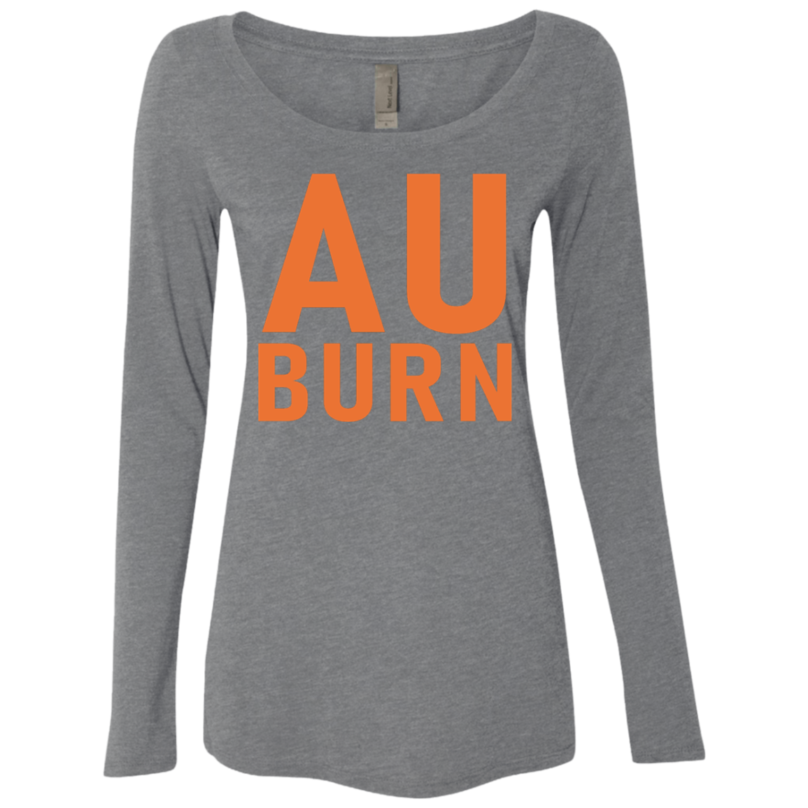 Auburn Tigers Women's Long Sleeve Tee