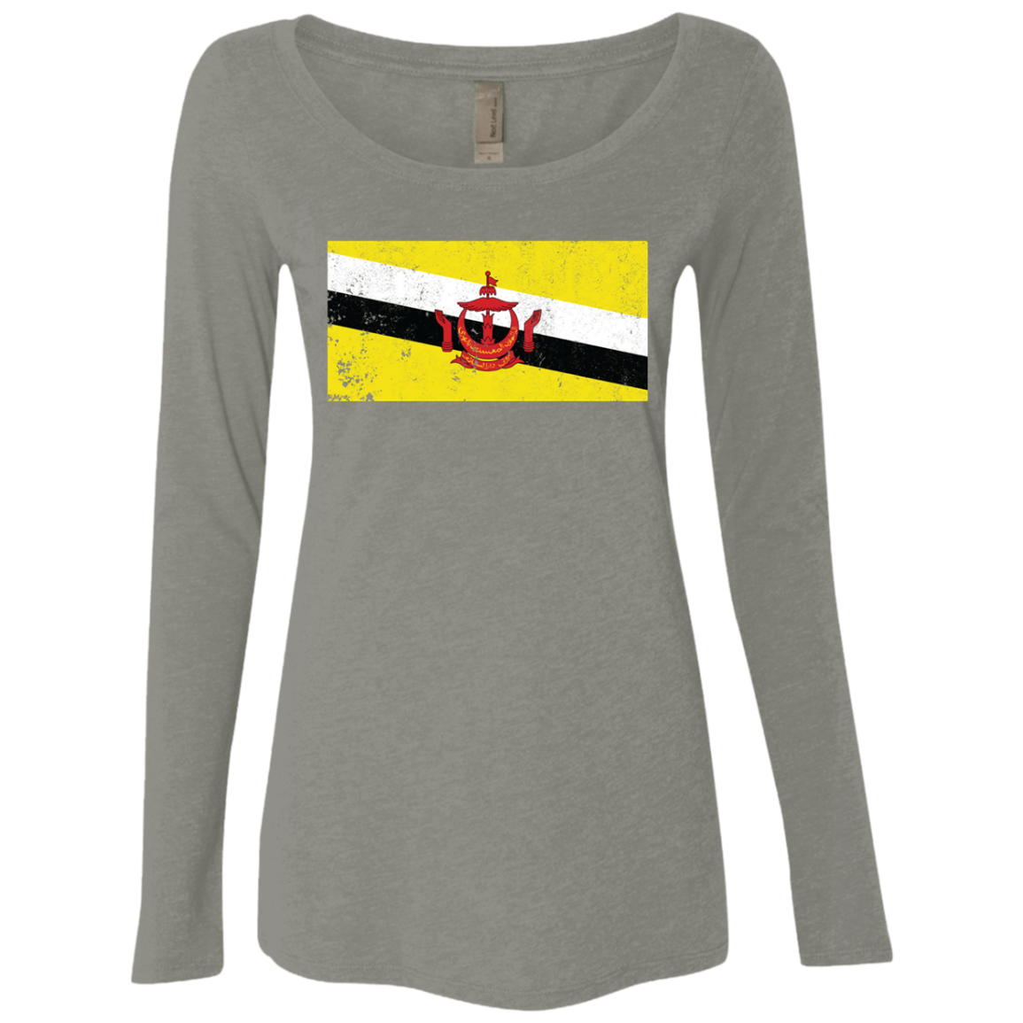 Brunei Women's Long Sleeve Tee