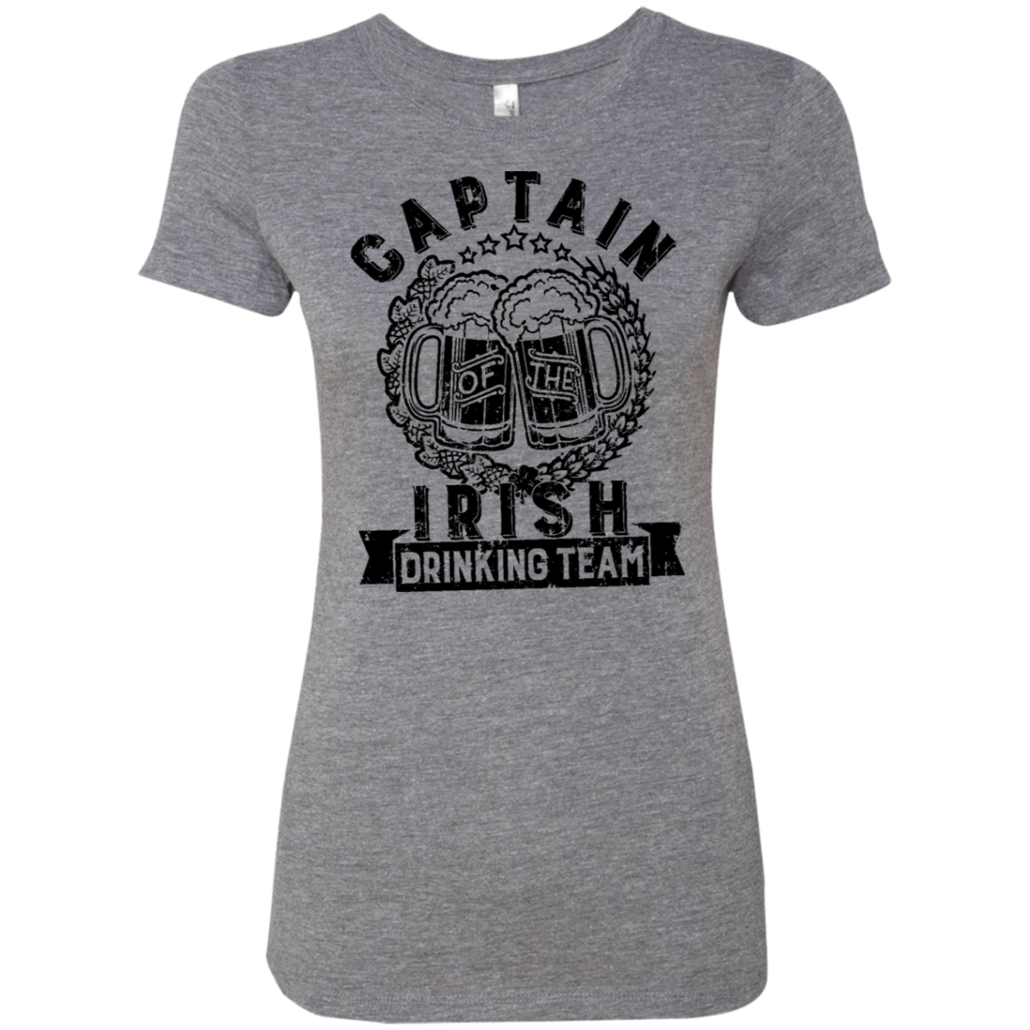 Captain Irish Drinking Team Women's Classic Tee
