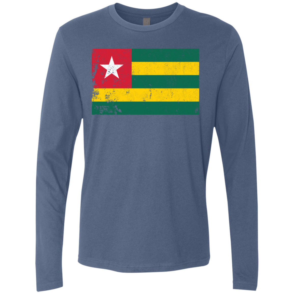 Senyera Men's Long Sleeve Tee