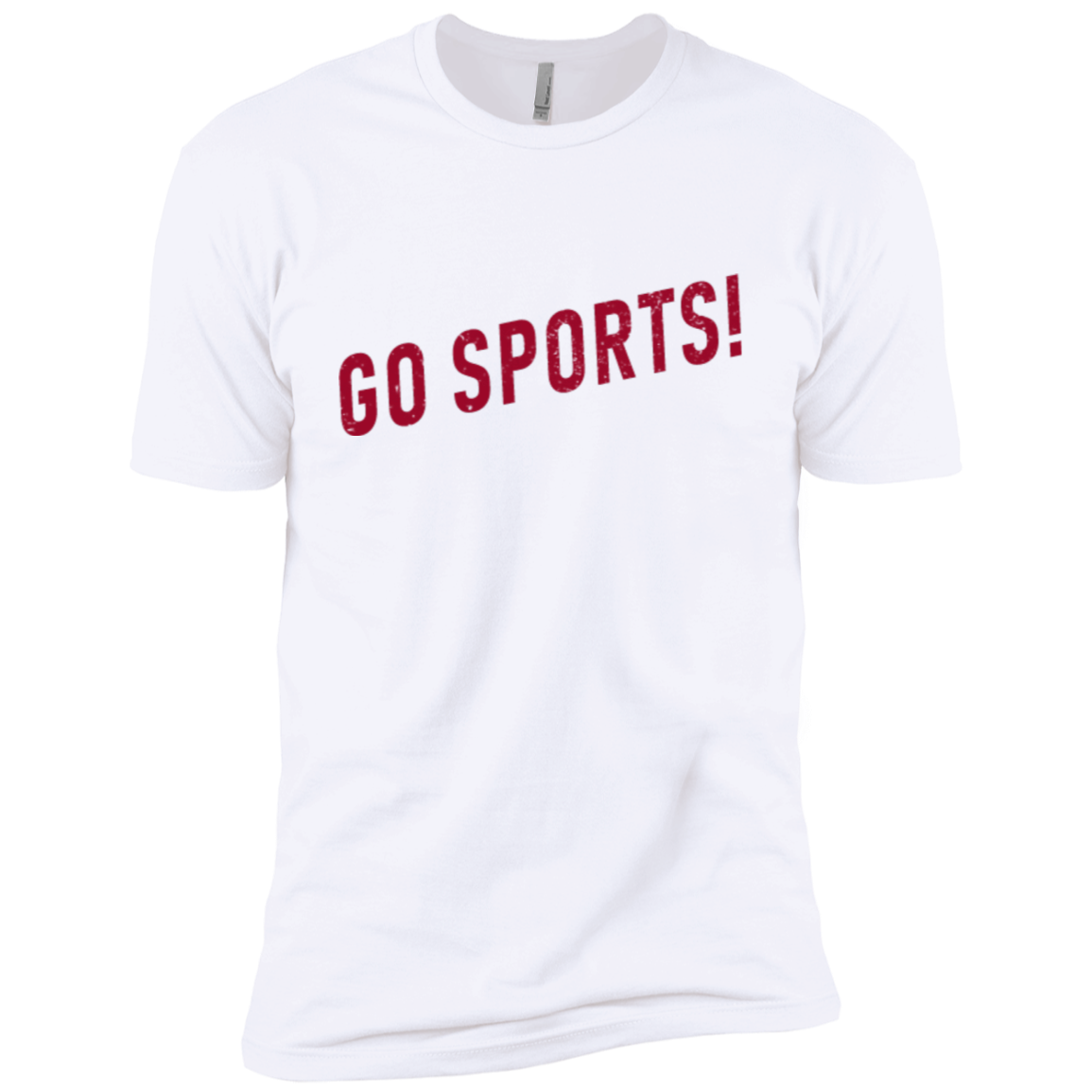 Go Sports! Men's Classic Tee