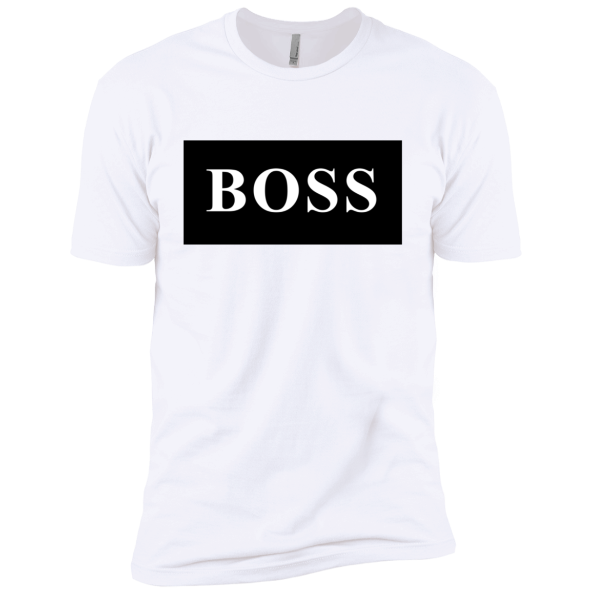 Boss Men's Classic Tee - Trendy Tees