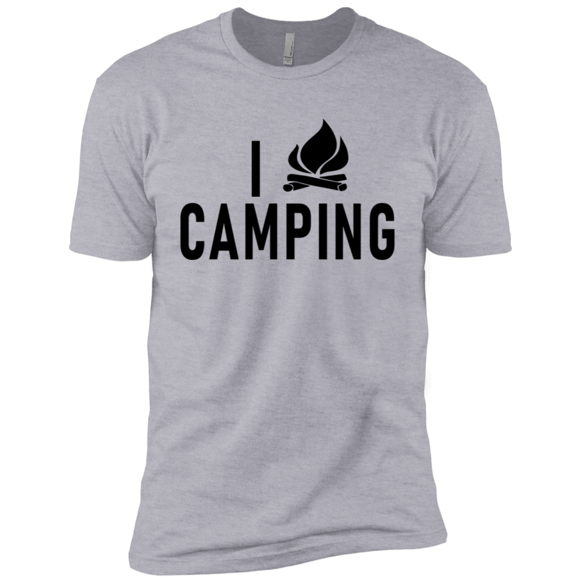 I love Camping Men's Classic Tee