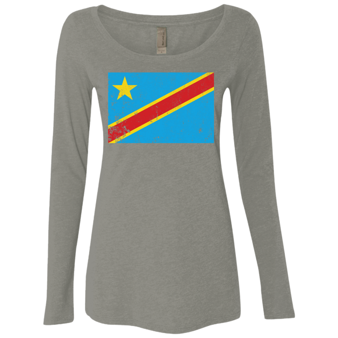 Congo Women's Long Sleeve Tee