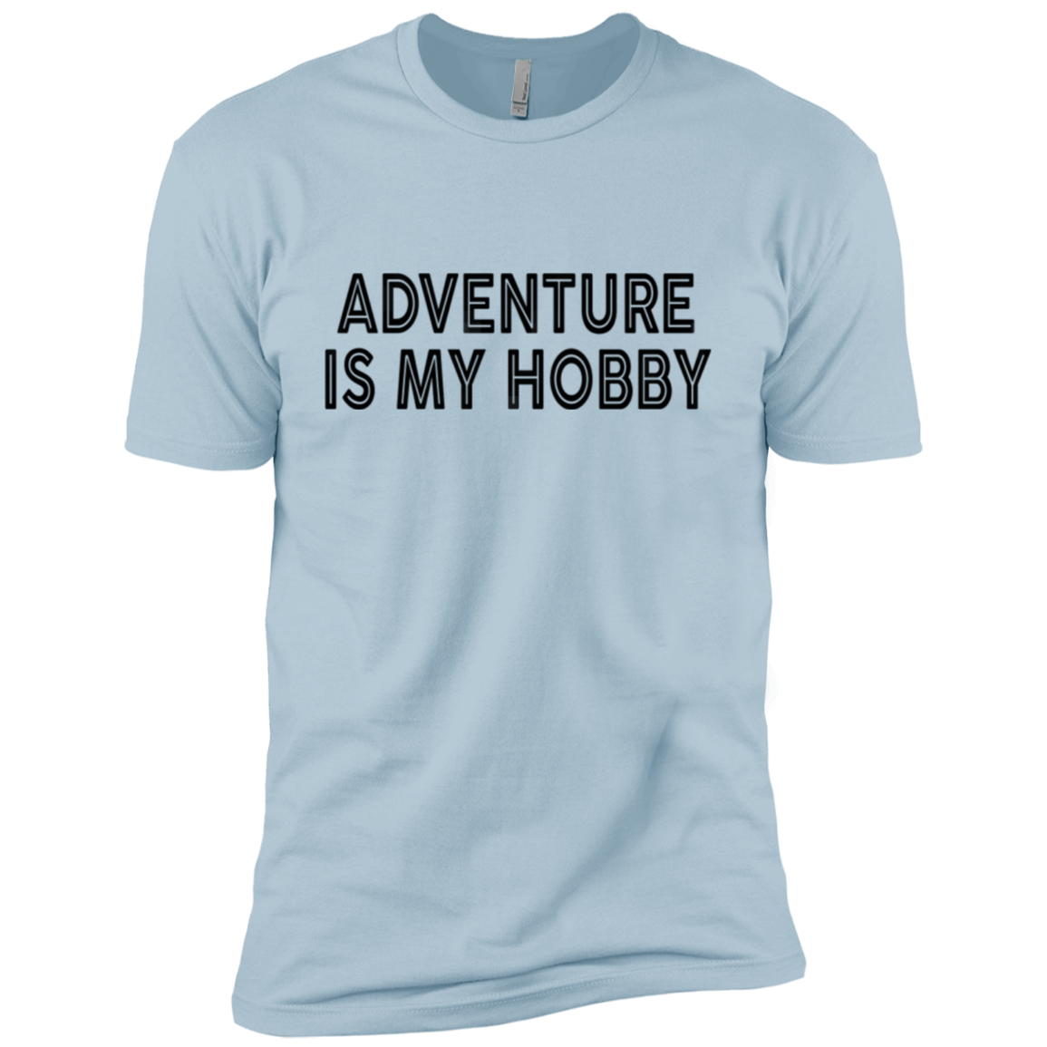 Adventure Is My Hobby Men's Classic Tee