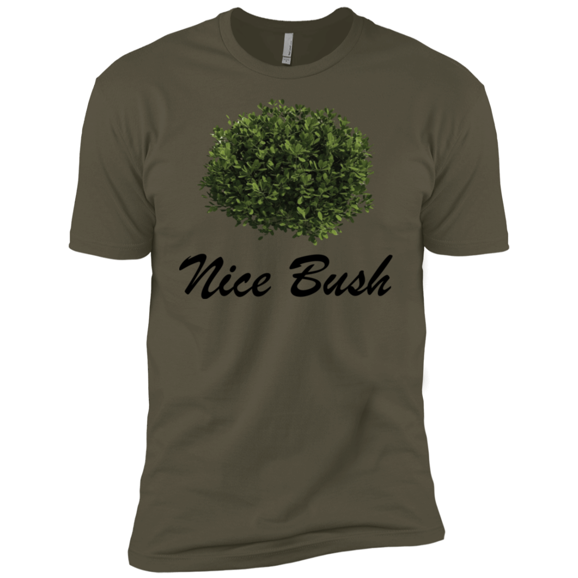 Nice Bush Men's Classic Tee
