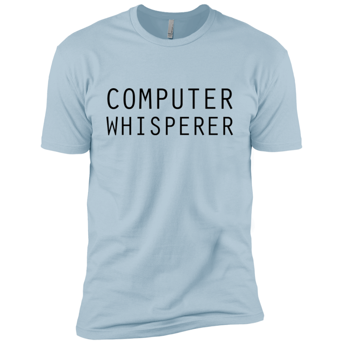 Computer Whisperer Men's Classic Tee - Trendy Tees