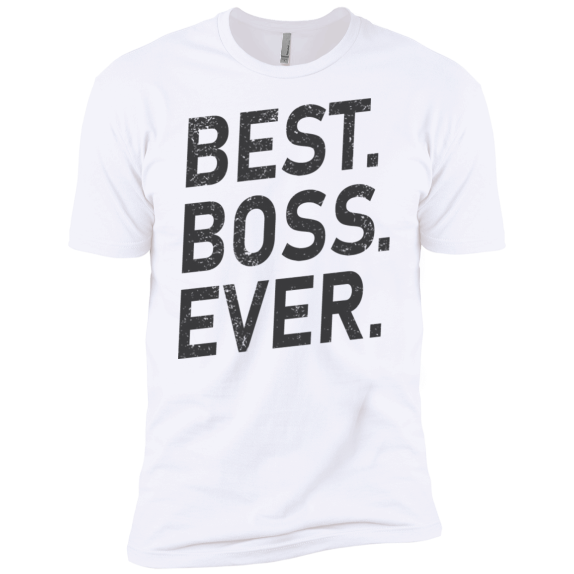 Best Boss Ever Men's Classic Tee
