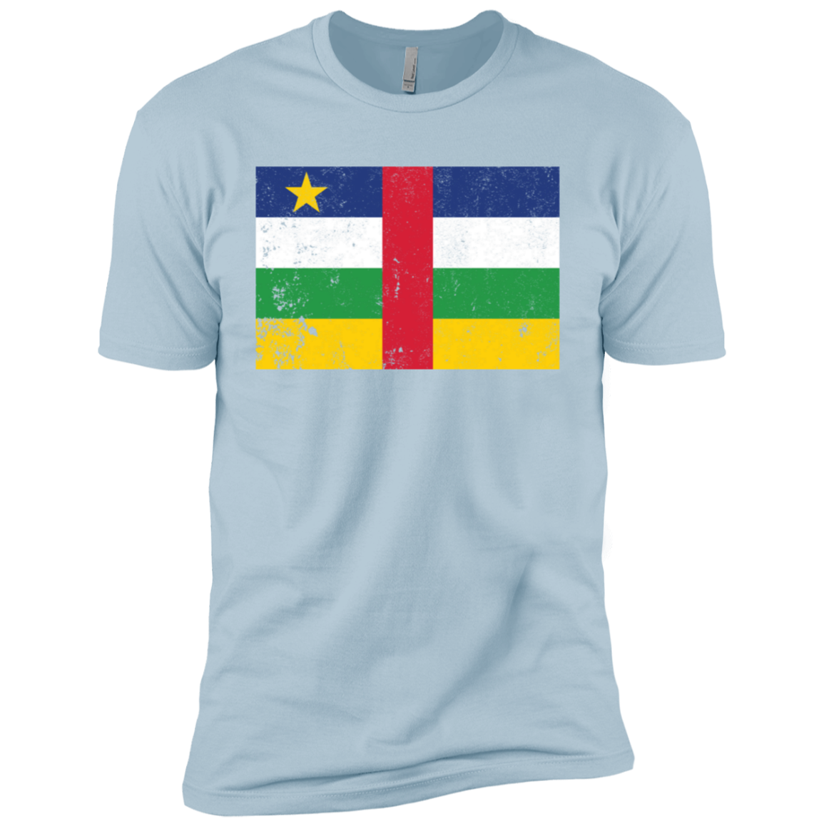 Central African Republic Men's Classic Tee