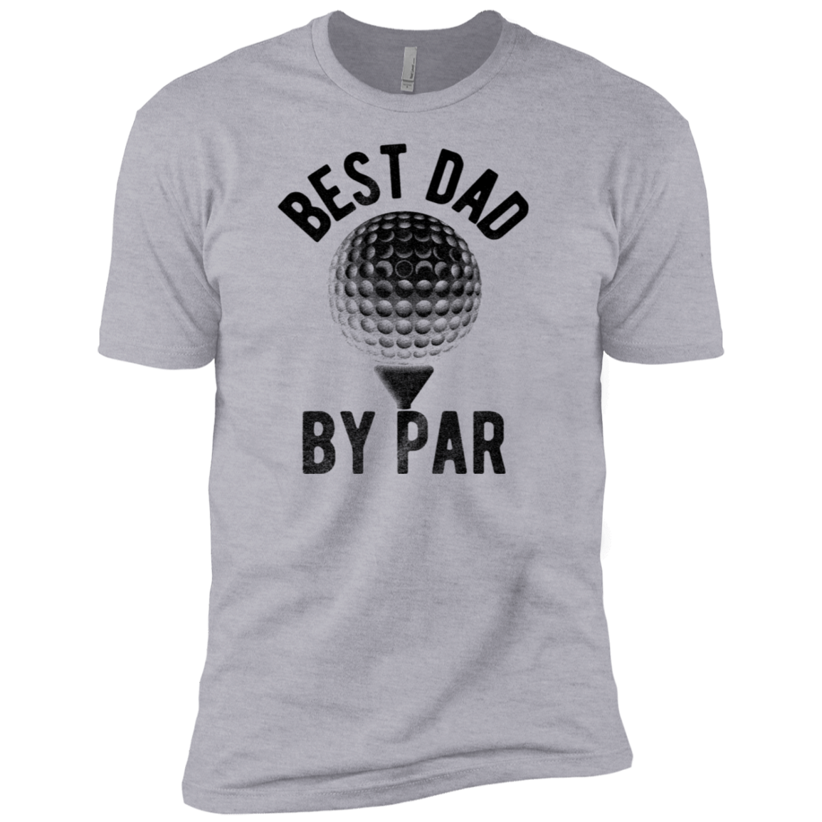 Best Dad by Par Men's Classic Tee