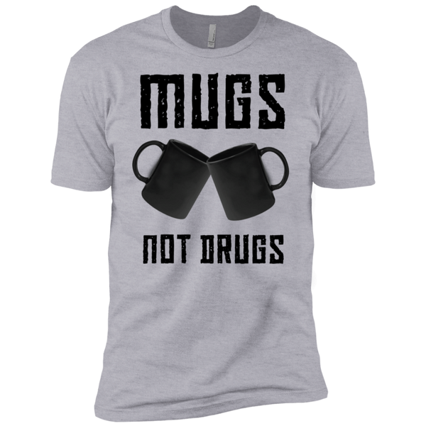 Mugs Not Drugs Men's Classic Tee