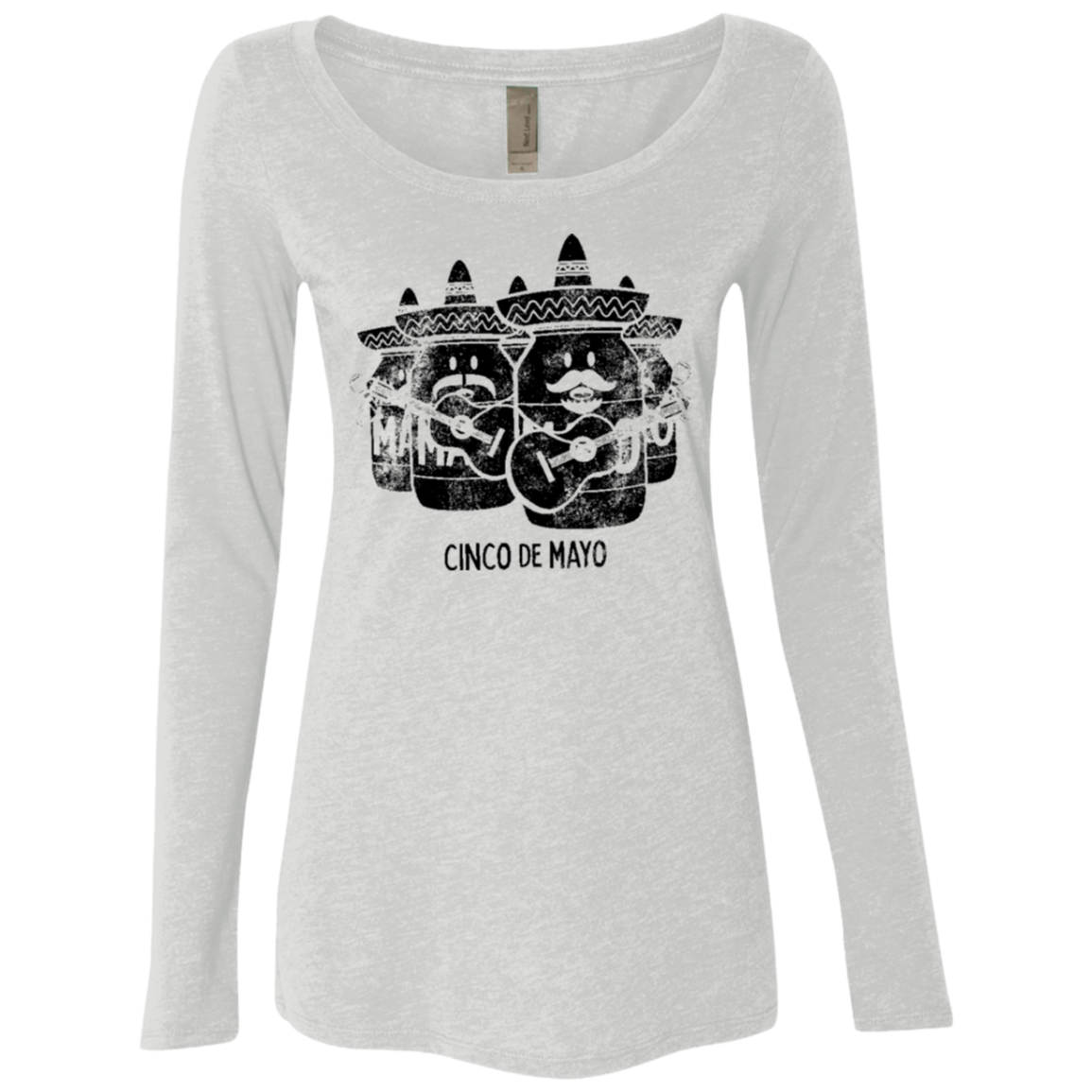 Cinco de Mayo Women's Long Sleeve Tee