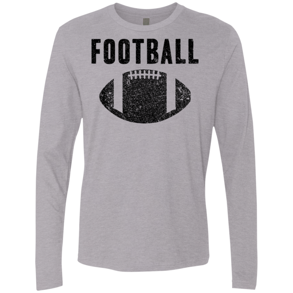 Football Men's Long Sleeve Tee