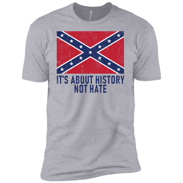 It's About History Not Hate Men's Classic Tee
