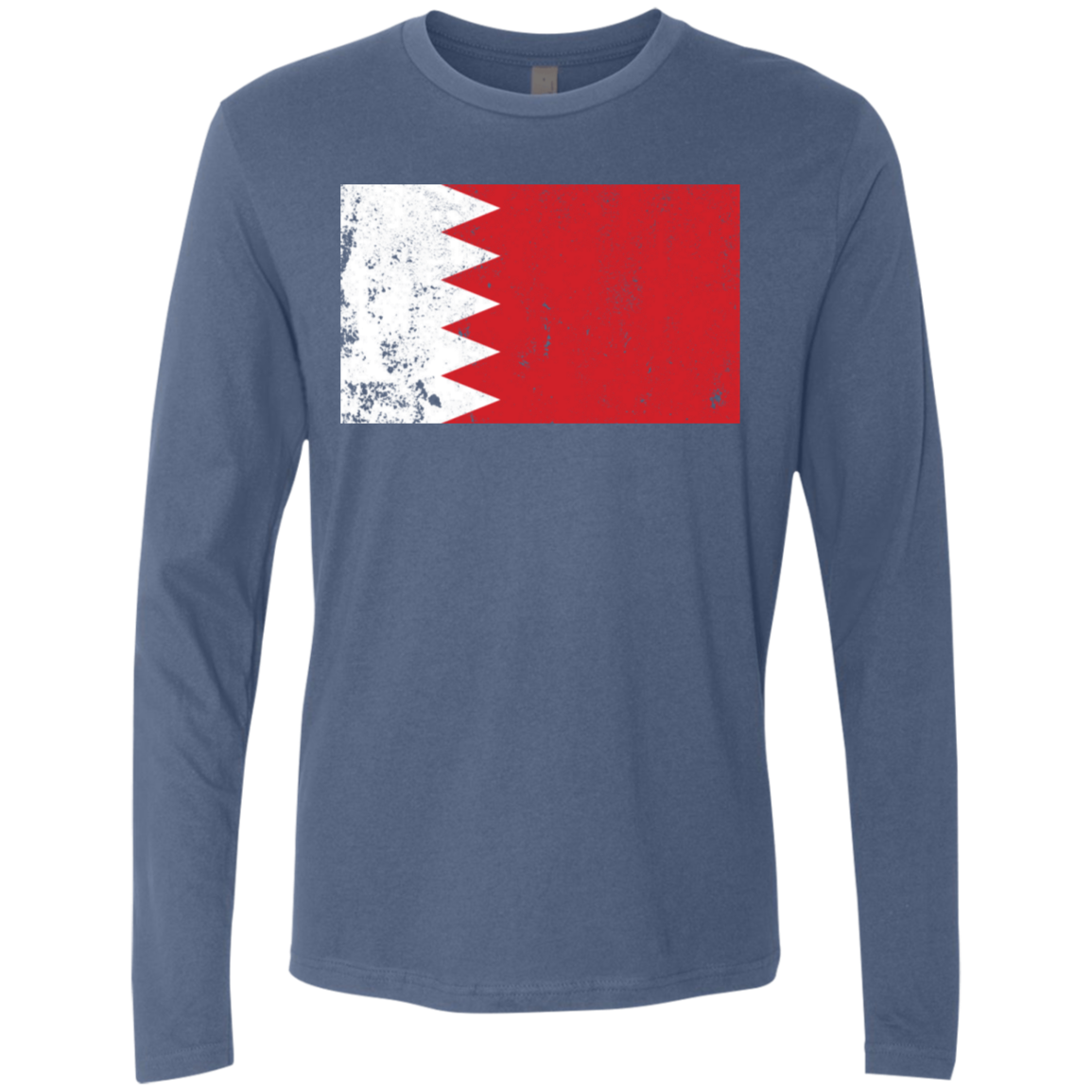 Bahrain Men's Long Sleeve Tee