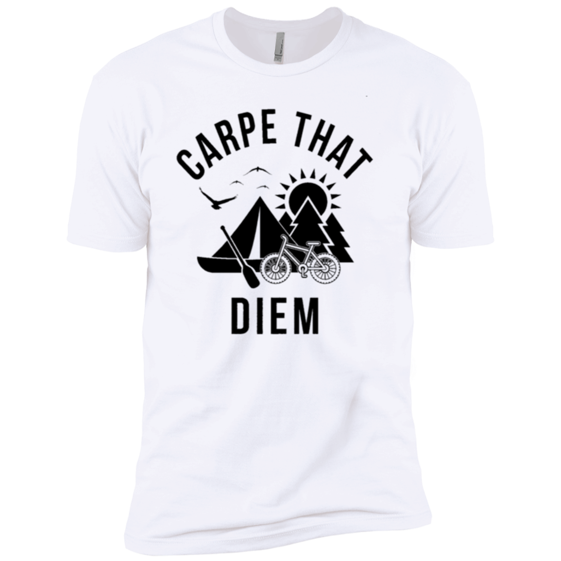 Carpe that Diem Men's Classic Tee - Trendy Tees