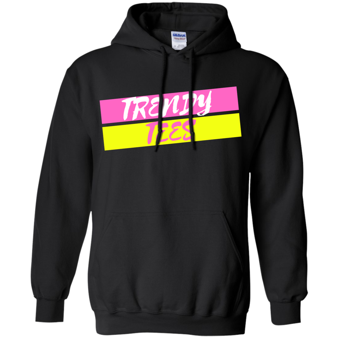 Trendy Tees Official Licensed Pullover Hoodie 8 oz.