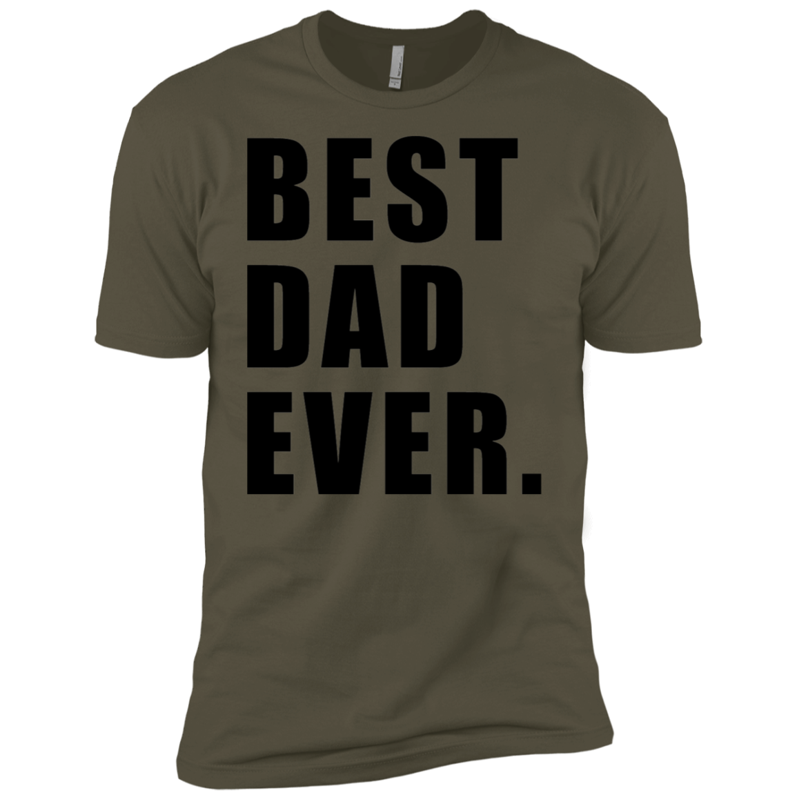 Best Dad Ever Men's Classic Tee - Trendy Tees